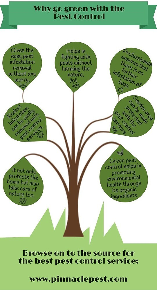 Why go green with pest control by SonyaCarmody