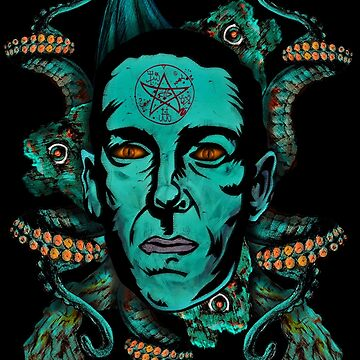 Howard Phillips Lovecraft by losfutbolko