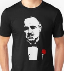 The Godfather Flower Unisex T-Shirt