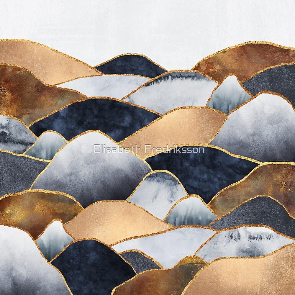 Hills 2 by Elisabeth Fredriksson