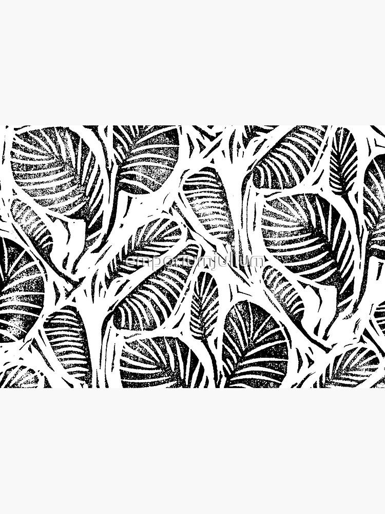 Dschungel - tropische Blätter von emporiumjulium