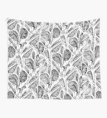 Dschungel - tropische Blätter Wandbehang