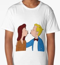 """Still from Cartoon film """"A Story of Recovery"""" Long T-Shirt"""