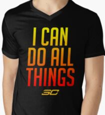 I can do all things - FIRED UP! #1 T-Shirt