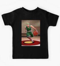 Basketball Player Kids Tee