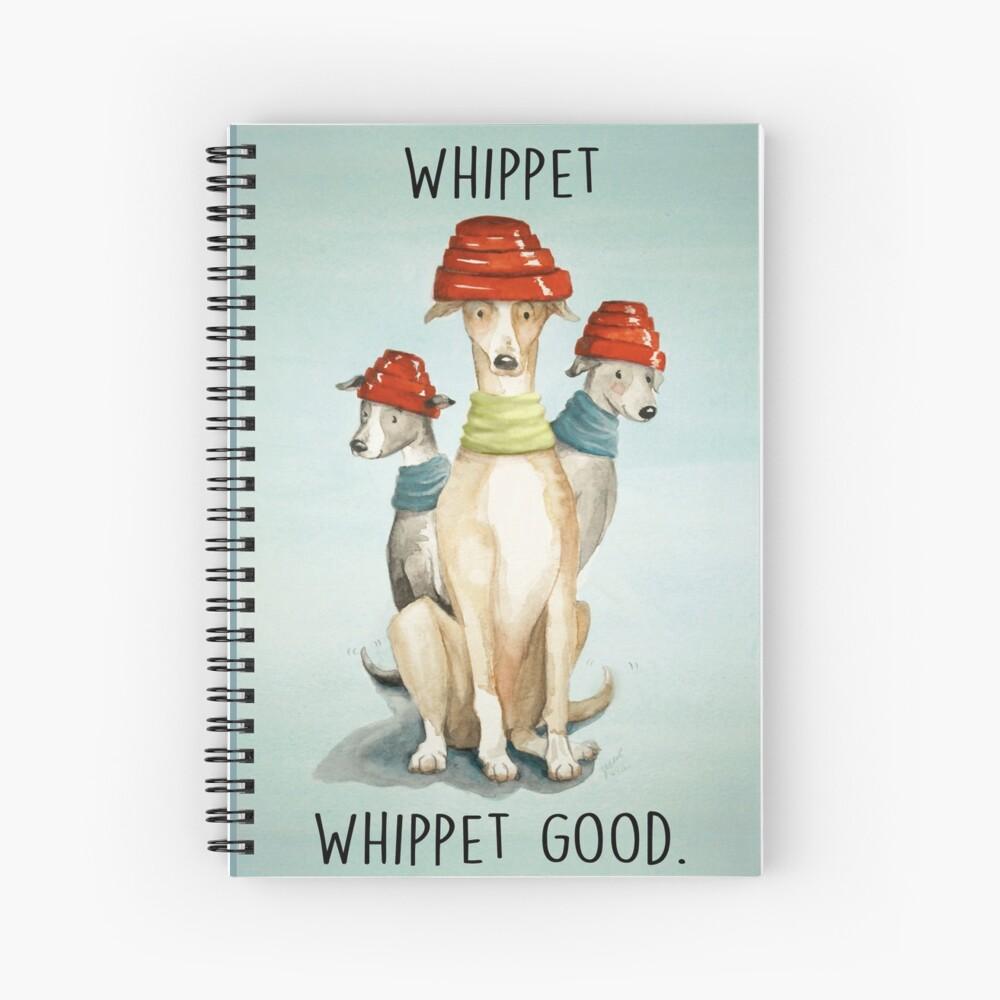 Devo Dogs Cuaderno de espiral