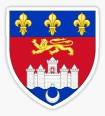 Bordeaux, France Sticker