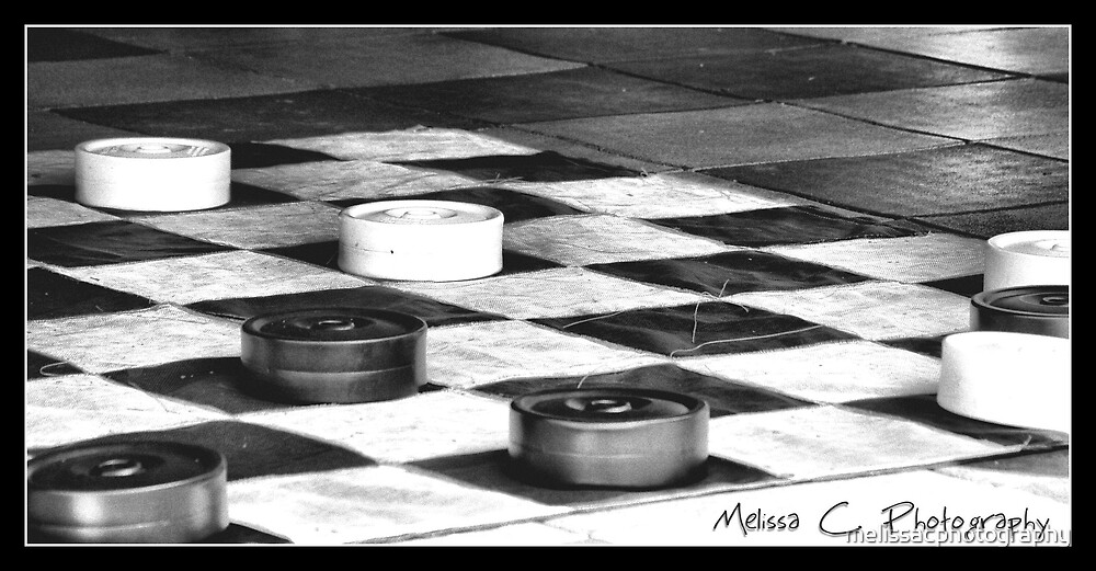 Big Checkers by melissacphotography
