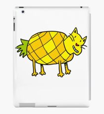 Pineapple Cat iPad Case/Skin
