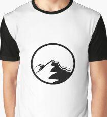 Tiny Mountain Graphic T-Shirt