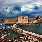 The castle of Methoni - Greece by Hercules Milas