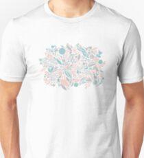 Gentle love affair Unisex T-Shirt