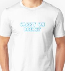 CARRY ON BREXIT T-Shirt