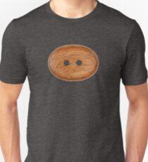 Wooden button T-Shirt