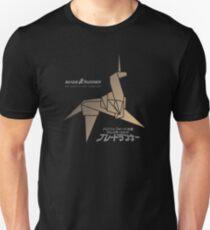 Origami unicorn Unisex T-Shirt