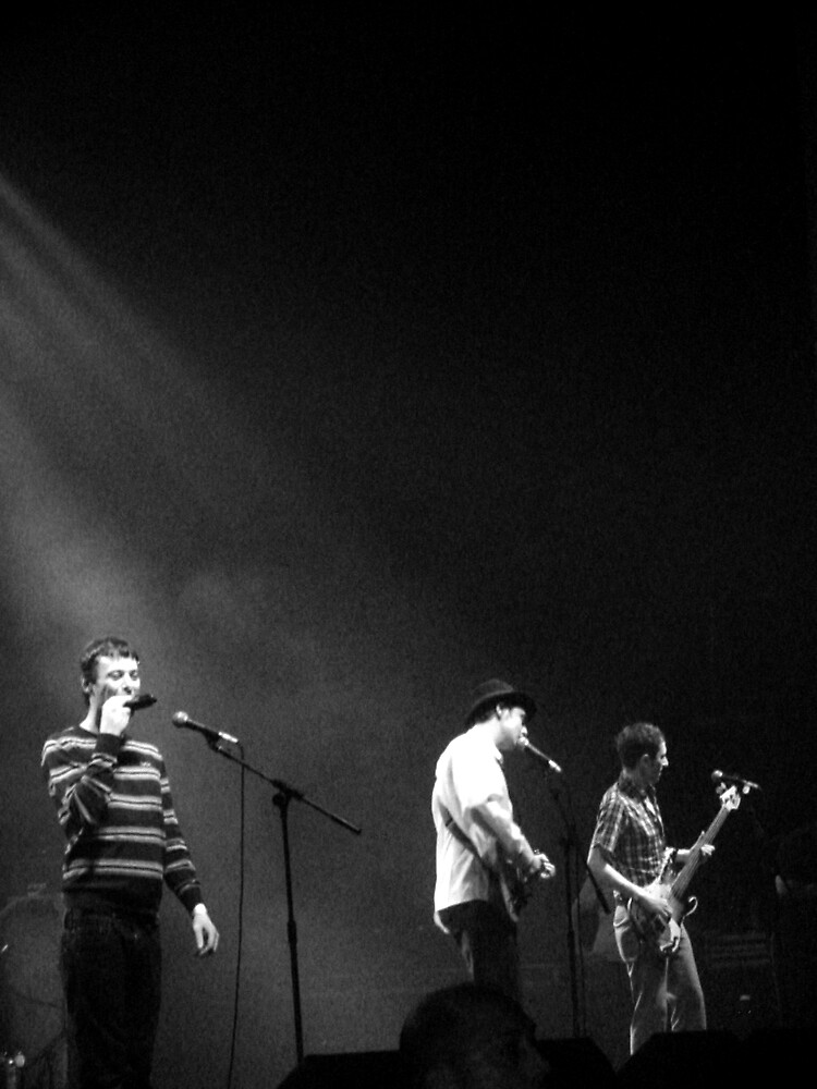 Babyshambles live at Brixton Academy by Lauren Hull