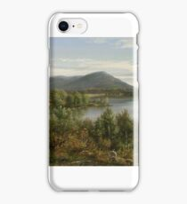 Bolton Landing , Joachim Ferdinand Richardt iPhone Case/Skin