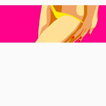 Stripper - Series 1 - Edition 3 by daveleedesign