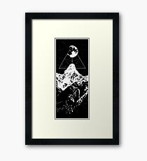Mountain High Framed Print