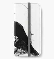 Foresight of a cold winter iPhone Wallet/Case/Skin
