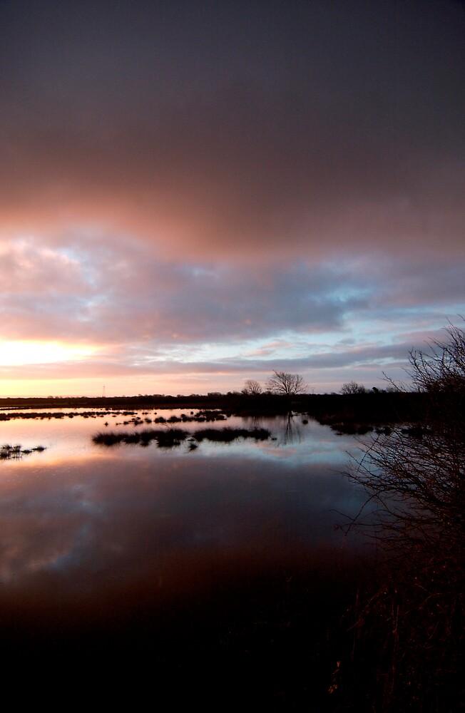 burren sunrise by jakesthebrakes