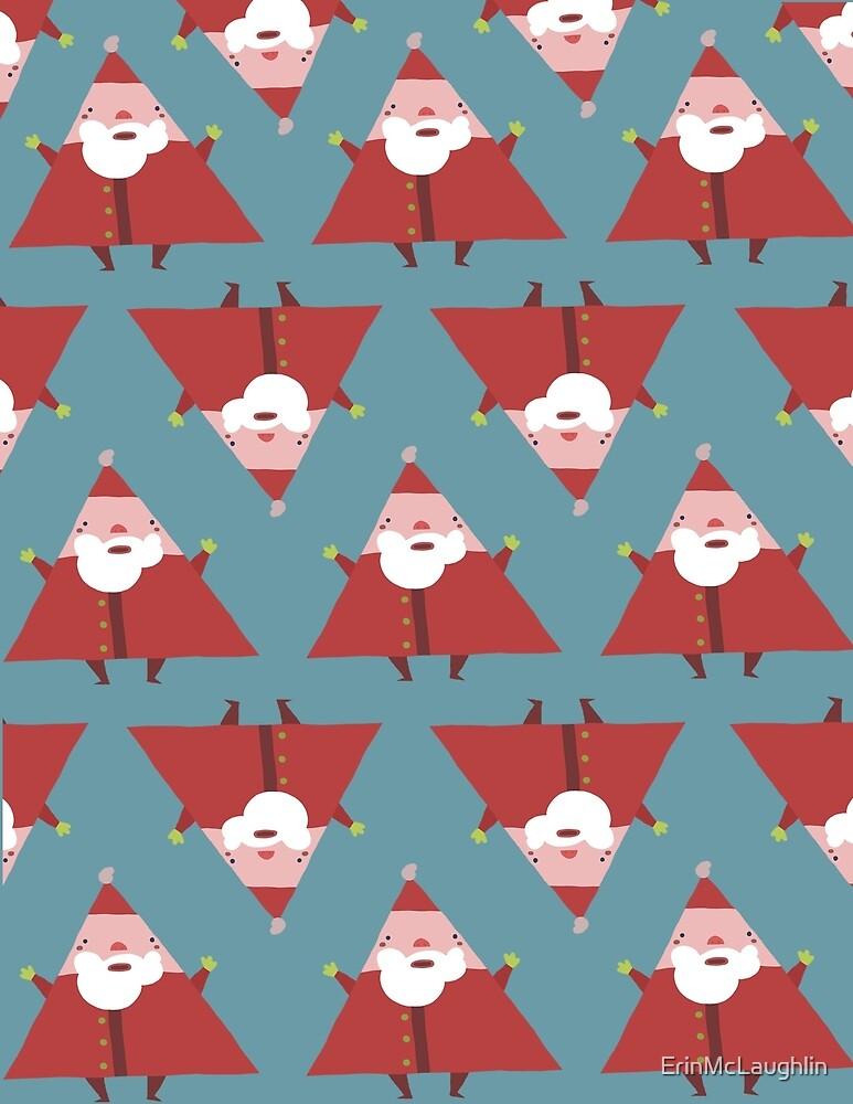 Santa's in Shape by ErinMcLaughlin