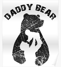 Daddy Bear  Poster