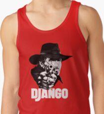 Django - Franco Nero Tank Top