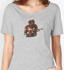 Vulf Guitar Women's Relaxed Fit T-Shirt