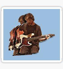 Vulf Guitar Sticker