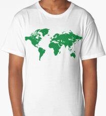 Earth Long T-Shirt