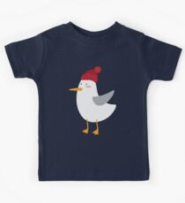 Knit Hat Pelican Kids Tee