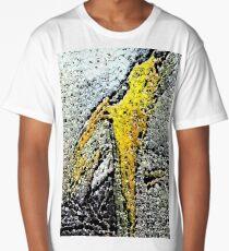 Kafka oil paint on Cement, digital version Long T-Shirt