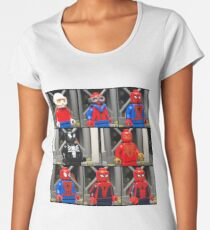 The Amazing Suits Women's Premium T-Shirt