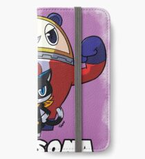 Mascot Characters iPhone Wallet/Case/Skin