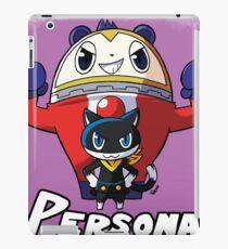 Mascot Characters iPad Case/Skin