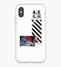 Tokyo Light iPhone Case
