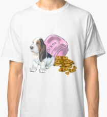 Baet hound spilled the cookies Classic T-Shirt