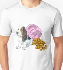 Baet hound spilled the cookies T-Shirt