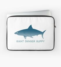 Giant Danger Guppy (Shark) Laptop Sleeve