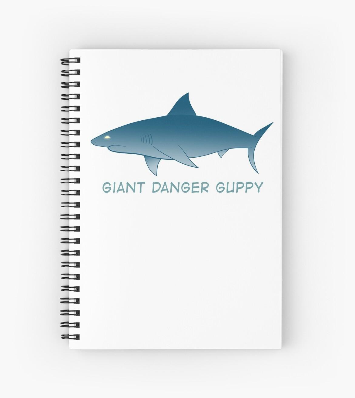 Riesige Gefahr Guppy (Shark) von amoebasisters