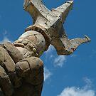 Hand of Poseidon by Tony Hadfield