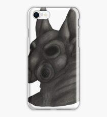 Anthro Gas Mask iPhone Case/Skin