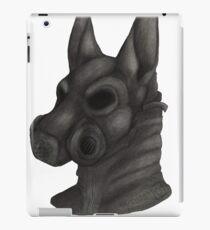 Anthro Gas Mask iPad Case/Skin