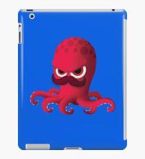 "Bubble Heroes - Boris the Octopus ""Solo"" Edition iPad Case/Skin"