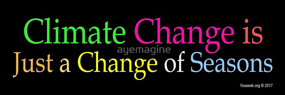 Climate Change by ayemagine