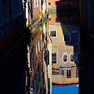 Venice Reflected by Mark Baldwyn