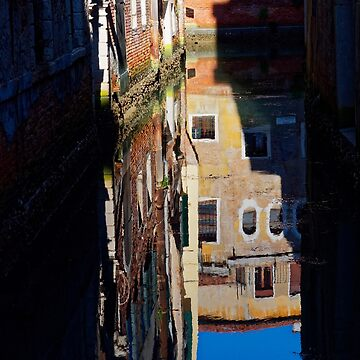 Venice Reflected by obadiah