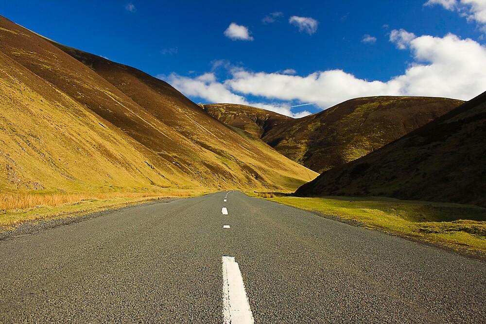 The Mennock Pass by KarenMcWhirter