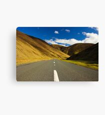 The Mennock Pass Canvas Print